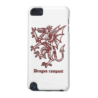 Medieval Heraldry Dragon iPod Touch 5G Covers