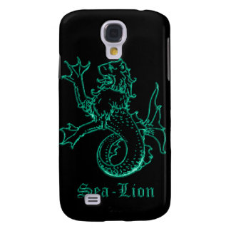 Medieval Heraldry Sea-lion Galaxy S4 Case