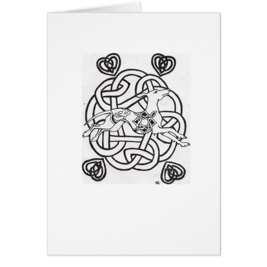 Medieval Hound 2010 Card