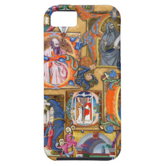 Medieval Illuminations iPhone 5 Cases