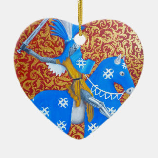 Medieval Knight Ornaments