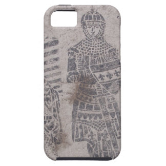 Medieval Knights Graffiti Tough iPhone 5 Case
