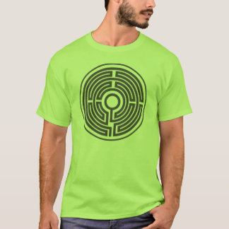 medieval labyrinth small T-Shirt