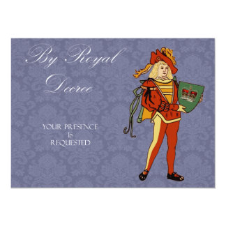 Medieval Noble Royal Invites