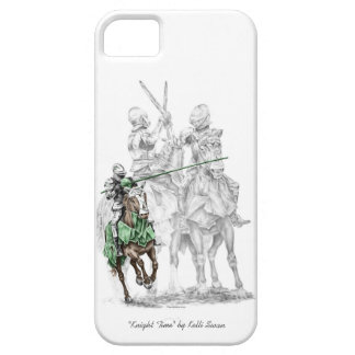 Medieval Renaissance Knights Case For The iPhone 5