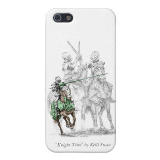 Medieval Renaissance Knights iPhone 5 Covers