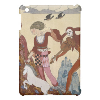 Medieval Scene by Georges Barbier Cover For The iPad Mini