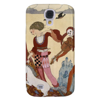 Medieval Scene by Georges Barbier Galaxy S4 Case