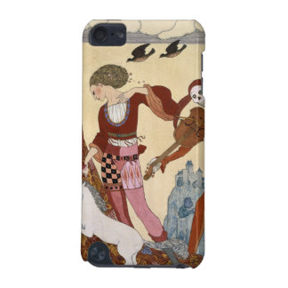 Medieval Scene by Georges Barbier iPod Touch (5th Generation) Cover