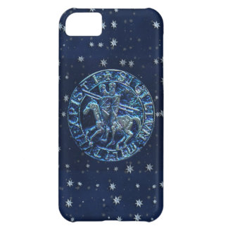 Medieval Seal of the Knights Templar iPhone 5C Case