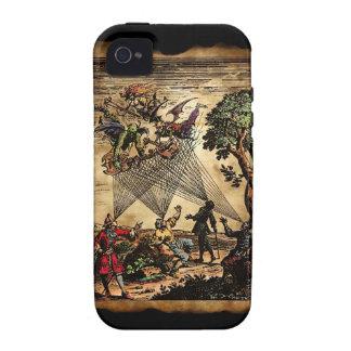 Medieval Spirit Minstrels iPhone 4 Cover