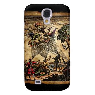 Medieval Spirit Minstrels Galaxy S4 Case
