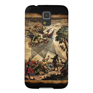 Medieval Spirit Minstrels Galaxy S5 Covers
