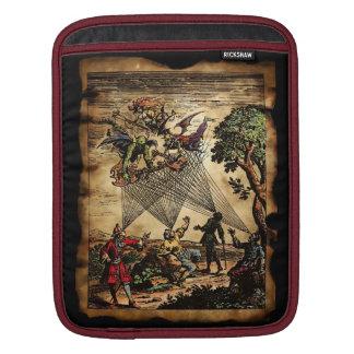 Medieval Spirit Minstrels iPad Sleeves