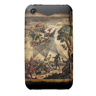 Medieval Spirit Minstrels iPhone 3 Case-Mate Case