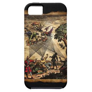 Medieval Spirit Minstrels iPhone 5 Covers