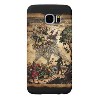 Medieval Spirit Minstrels Samsung Galaxy S6 Cases