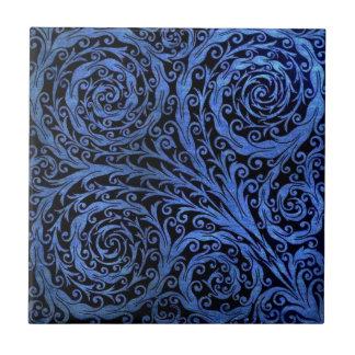 Medieval Tapestry Tile/Trivet