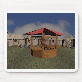 Medieval Tavern Mousepads