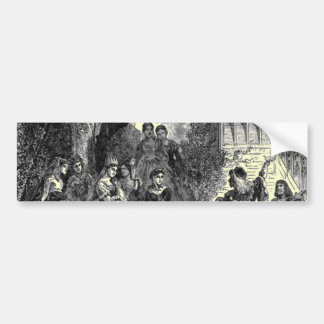 Medieval Times Bumper Sticker