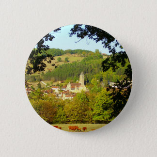 Medieval Village of Plazac Badge