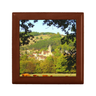 Medieval Village of Plazac Gift Box