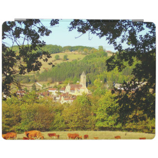Medieval Village of Plazac iPad Cover