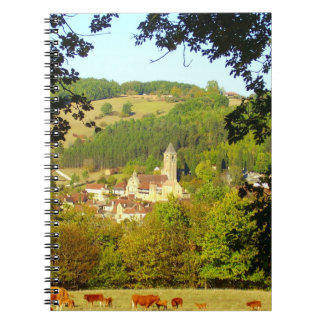 Medieval Village of Plazac Photo Notebook