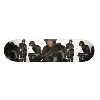 Medieval Warrior Skateboard