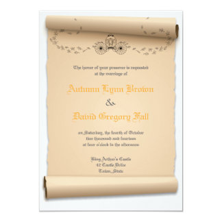 Medieval Wedding Invitations Announcements Zazzlecouk