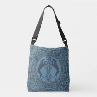 MEDIEVAL WEIM BLUE CARRIER BAG