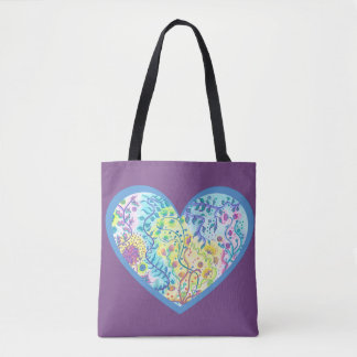 Medilludesign - Be flexible Express your freedom Tote Bag