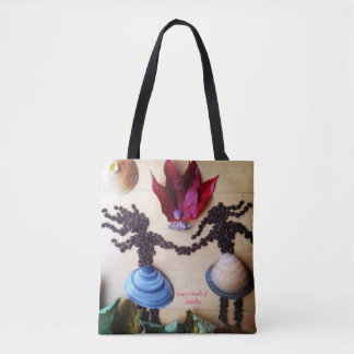Medilludesign - Love rituals Tote Bag