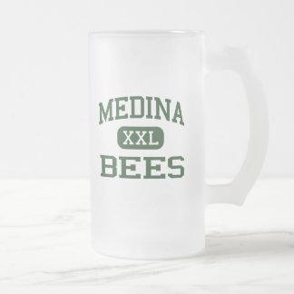 Medina - Bees - Medina High School - Medina Ohio Mug