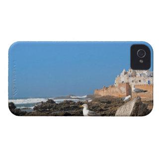 Medina of Essaouira and the Atlantic coast iPhone 4 Cover