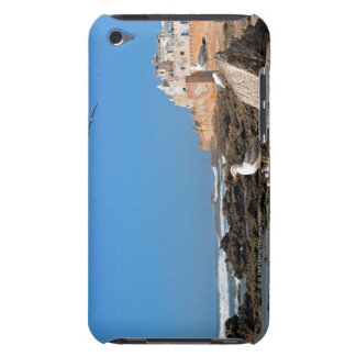 Medina of Essaouira and the Atlantic coast iPod Case-Mate Cases