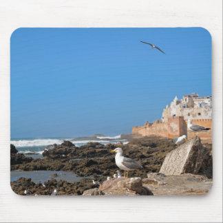 Medina of Essaouira and the Atlantic coast Mouse Mat