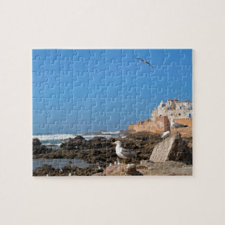 Medina of Essaouira and the Atlantic coast Puzzles