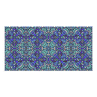 Medina pattern design picture card