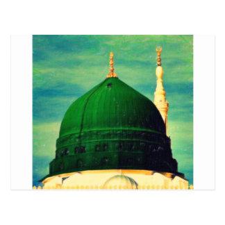 medine-art postcard