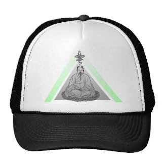 Meditate Be Still hat