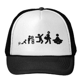 Meditate Mesh Hats