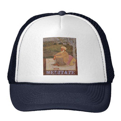 Meditate hat