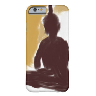 Meditate iPhone 6 case Barely There iPhone 6 Case