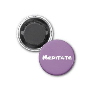 Meditate Magnet