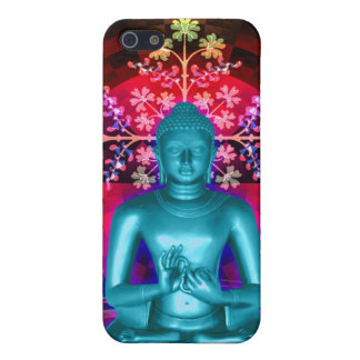 Meditating Buddha Case Savvy iPhone 5 Case