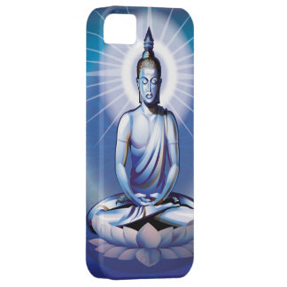 Meditating Buddha iPhone 5 Case