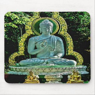 Meditating Buddha Mousepad