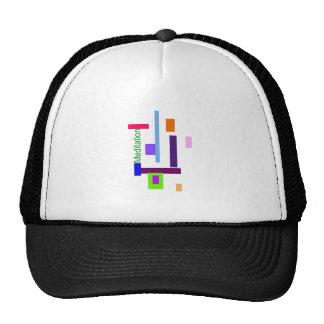 Meditation 2 trucker hat