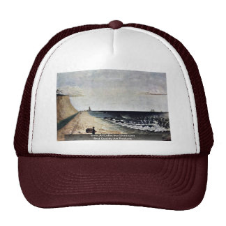 Meditation At The Seashore Trucker Hat